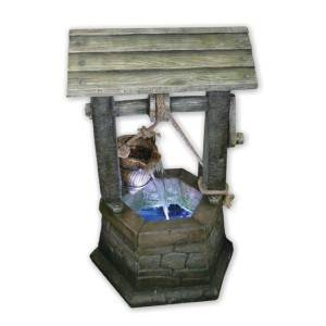 Medium Stone Wishing Well