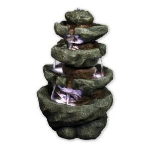 Multifall Rock (360 Degrees)