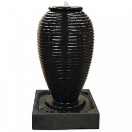 Ribbed Jar Fountain