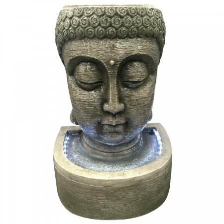 Classic Buddha Head