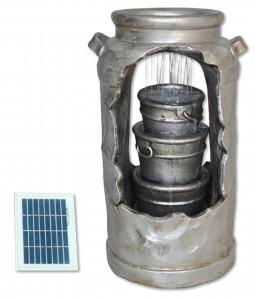 Solar-Milk-Churn