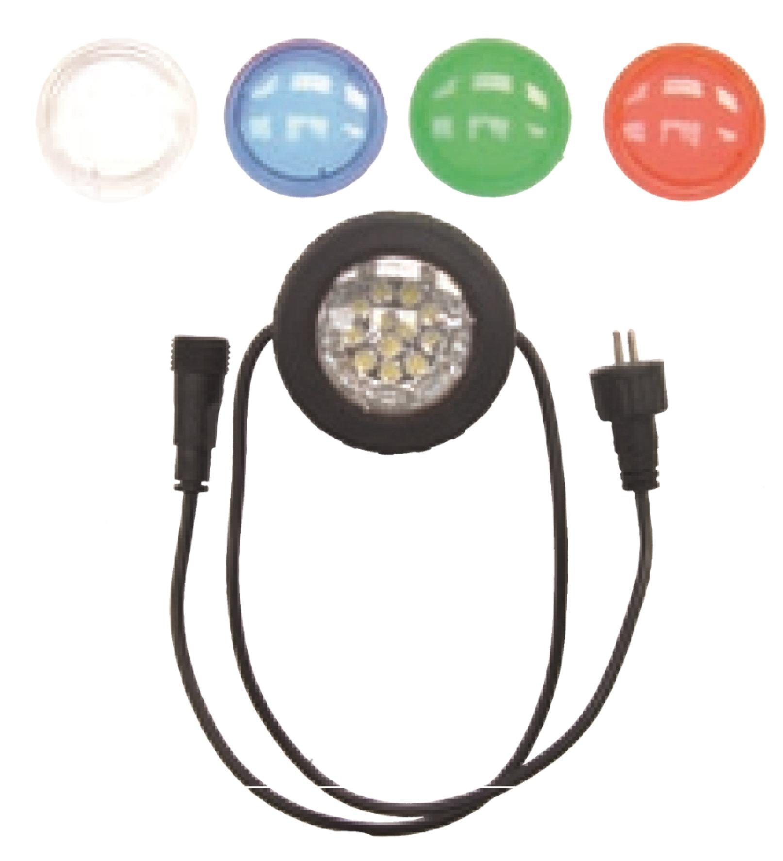 Spotlight Lens Covers Garden Water Features Depot