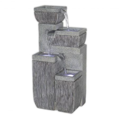 4 Bowl Textured Granite