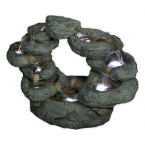 10 Fall Oval Rock