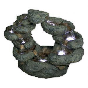 10 Fall Oval Rock