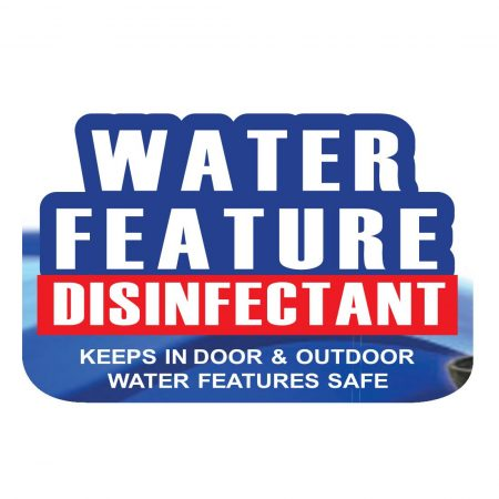 Water Feature Disinfectant 250ml
