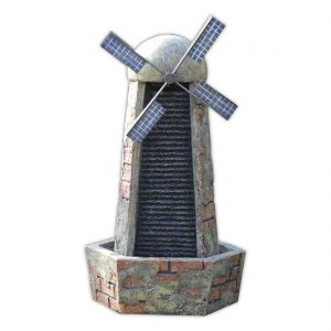 Brick Windmill