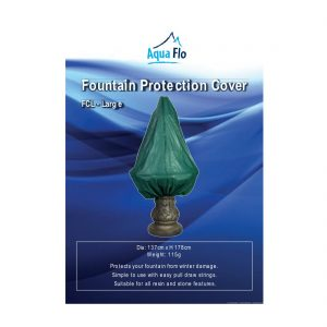 Fountain Protection Cover - Large