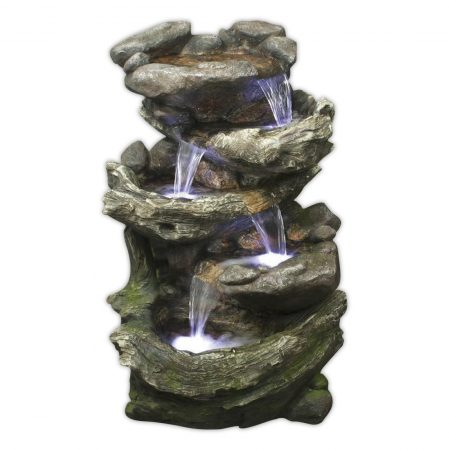 Rock and Wood Falls