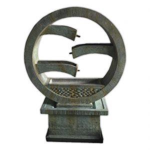 Saigon Circular Fountain