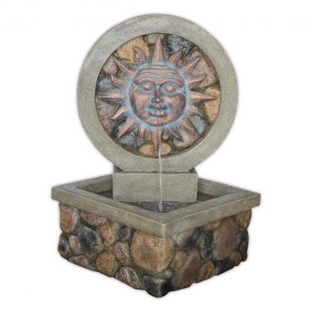 Sun Face Brick Effect