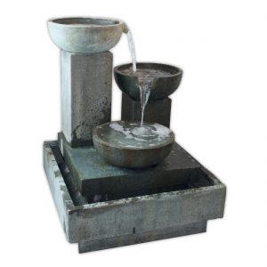 Trio Cascade Fountain