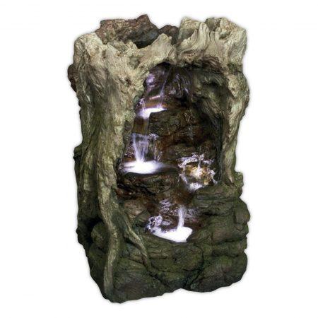 Woodland Hidden Falls