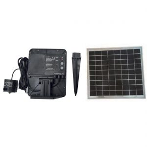 SPK-450B6v Solar Pump Kit With Battery