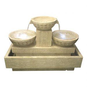 Olivia Cascade Fountain Sandstone