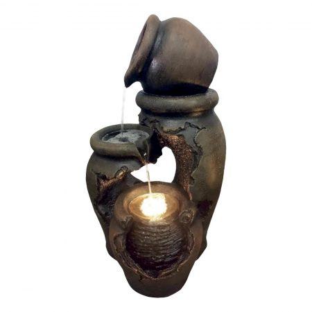 Open Pouring Pots