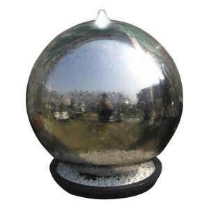 Solar 40cm Stainless Steel Ball