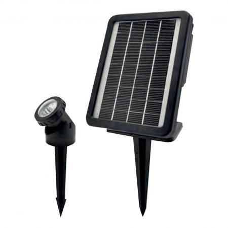Solar Light Kit (1 LED Spotlight)
