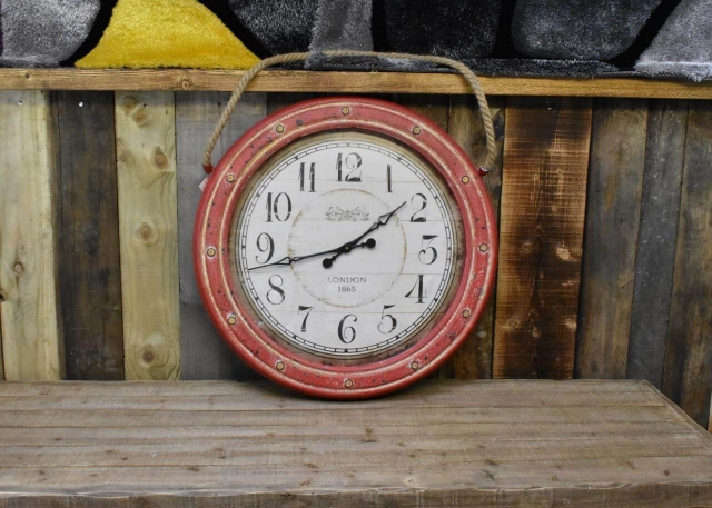 Clock Ornament