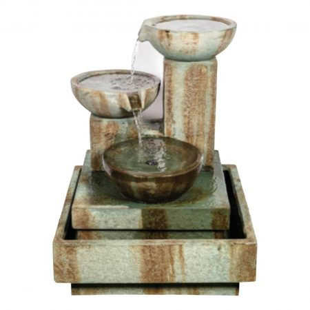 Trio Cascade Medium Fountain
